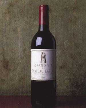 Chateau Latour, 1983 by Peter Knaup