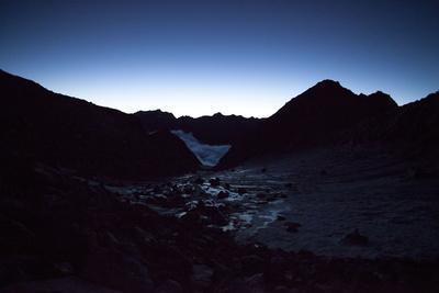 Mountain Landscape at Sunrise, Switzerland, Outdoors