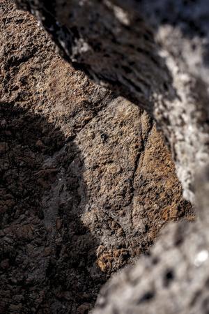Rocks on the beach, Cap de Creus, Costa Brava, Catalonia, Spain