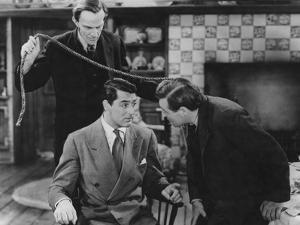 Peter Lorre, Cary Grant, Raymond Massey, Arsenic and Old Lace, 1944