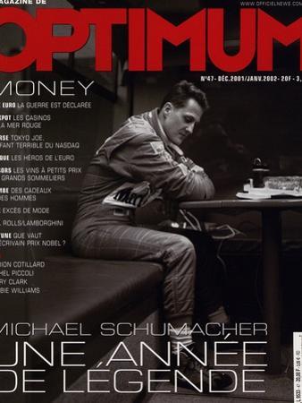 L'Optimum, December 2001-January 2002 - Michael Schumacher by Peter Marlow