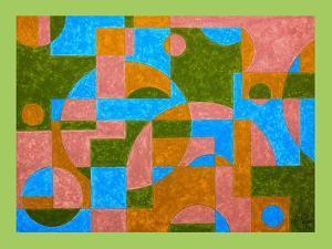 Kandinsky... Where art thou?. 2017 by Peter McClure
