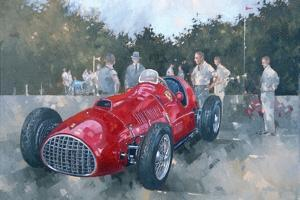 1951 Ferrari by Peter Miller
