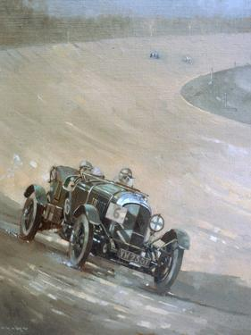 24 Hour Race at Brooklands, 1929 by Peter Miller