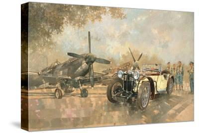 Cream Cracker MG 4 Spitfires
