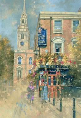 Crown Tavern, Clerkenwell, 2000 by Peter Miller