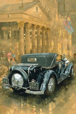Phantom in the Haymarket by Peter Miller