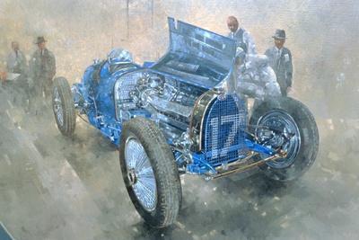 Type 59 Grand Prix Bugatti, 1997