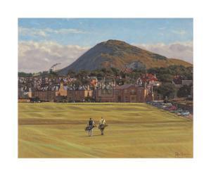 18th North Berwick by Peter Munro