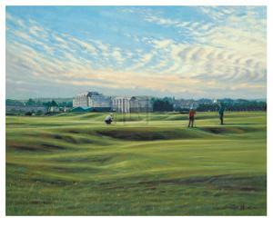 St. Andrews 3rd - Cartgate (Out) by Peter Munro