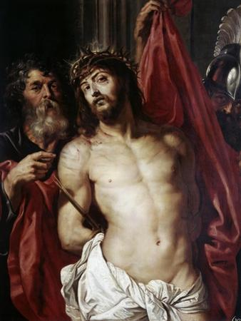 Crown of Thorns (Ecce Hom), 17th Century by Peter Paul Rubens