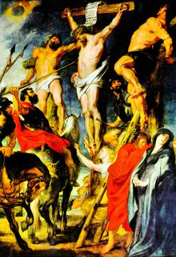 Peter Paul Rubens Crucifixion Art Print Poster