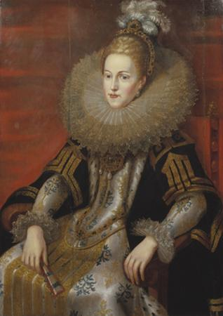Isabella Clara Eugenia, c.1615 by Peter Paul Rubens