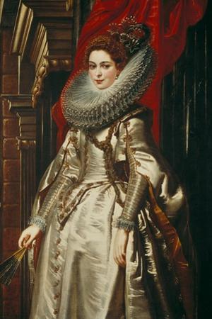 Marchesa Brigida Spinola Doria, 1606 by Peter Paul Rubens