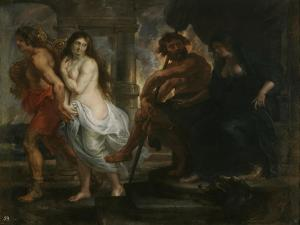 Orpheus and Eurydice, 1636-1638 by Peter Paul Rubens