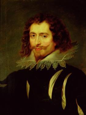 Portrait of George Villiers by Peter Paul Rubens