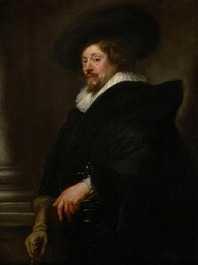 Self-Portrait, Ca 1638 by Peter Paul Rubens