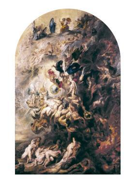 Small Last Judgement by Peter Paul Rubens