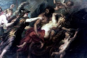 The Abduction of Proserpina, 1632 by Peter Paul Rubens