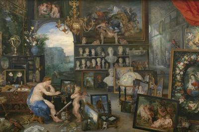 The Allegory of Sight by Peter Paul Rubens
