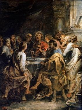 The Last Supper, C1630-1631 by Peter Paul Rubens