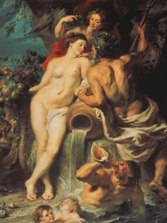 The Union of Earth and Water, about 1618 by Peter Paul Rubens