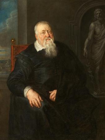 Theodore Turquet de Marerne, c.1630-1631 by Peter Paul Rubens