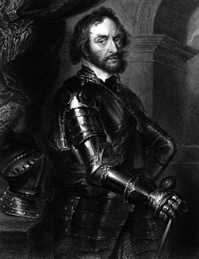 Thos Howard of Arundel by Peter Paul Rubens