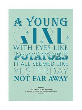 Eyes Like Potatoes by Peter Reynolds