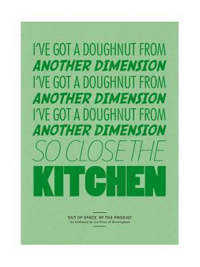 I've Got a Doughnut from Another Dimension by Peter Reynolds