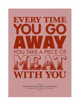 Take a Piece of Meat with You by Peter Reynolds
