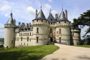 Chateau de Chaumont, Chaumont Sur Loire, Loir-Et-Cher, Loire Valley, Centre, France, Europe by Peter Richardson