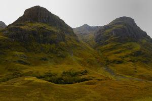 Glencoe, Highlands, Scotland, United Kingdom, Europe by Peter Richardson