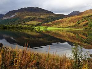 Loch Lochy, Inverness, Scotland, United Kingdom, Europe by Peter Richardson