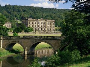 Chatsworth House, Derbyshire, England, United Kingdom by Peter Scholey