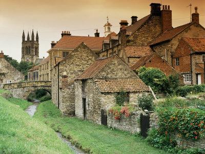 Helmsley, Yorkshire, England, United Kingdom