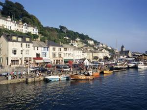 Looe, Cornwall, England, United Kingdom by Peter Scholey