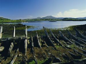Macleods Tables, Dunvegan, Isle of Skye, Highlands Region, Scotland, UK, Europe by Peter Scholey