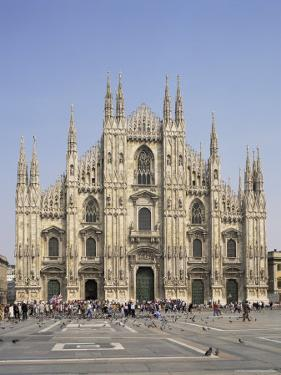 Milan Cathedral, Milan, Lombardia, Italy by Peter Scholey