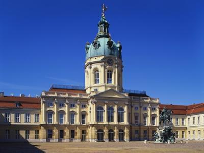 Schloss Charlottenburg, Berlin, Germany by Peter Scholey