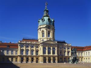 Schloss Charlottenburg, Berlin, Germany by Peter Scholey