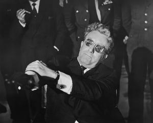 Peter Sellers, Dr. Strangelove or: How I Learned to Stop Worrying and Love the Bomb (1964)