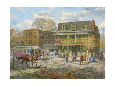 Richmond Hill 1910