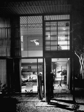 Designer House by Charles Eames by Peter Stackpole