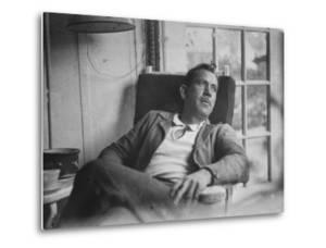 John Steinbeck by Peter Stackpole