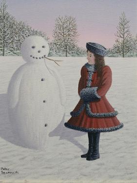 A Silent Playmate, 1996 by Peter Szumowski