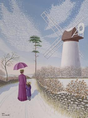 A Walk by the Mill by Peter Szumowski