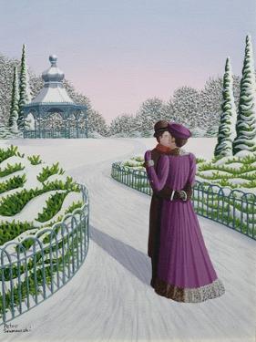 A Winter's Romance, 1996 by Peter Szumowski