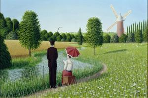 Time Together, 1996 by Peter Szumowski