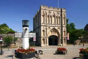 Abbey Gate, Bury St Edmunds, Suffolk by Peter Thompson
